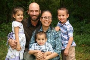 TJ & Family