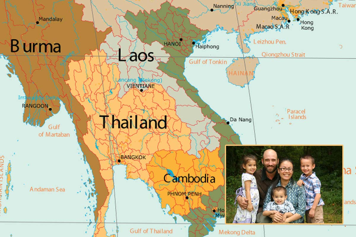 SE Asia Missions