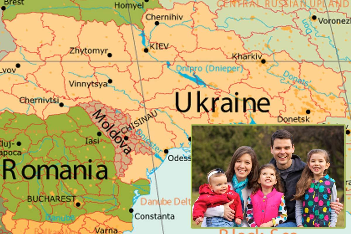Ukraine Missions