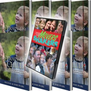 TTUAC 8-pk + Movers and Shakers DVD