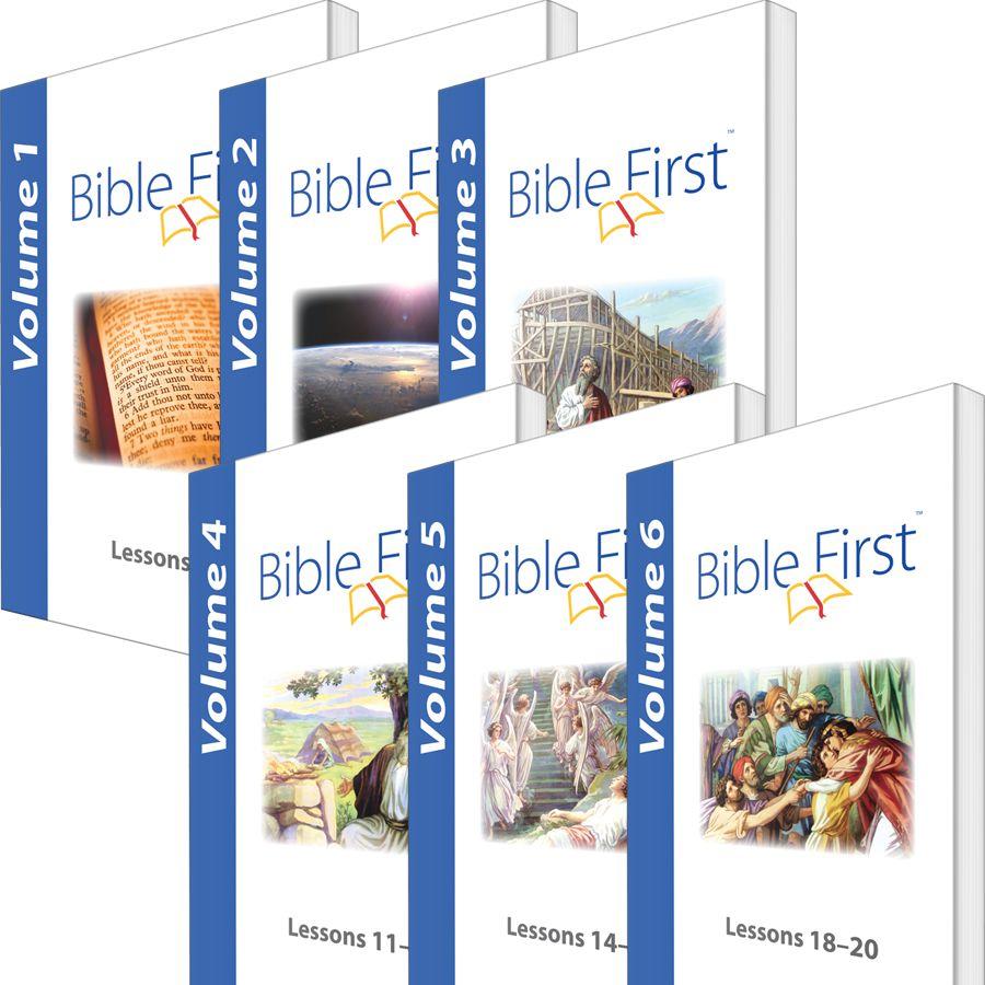 Complete Set - Six Volumes