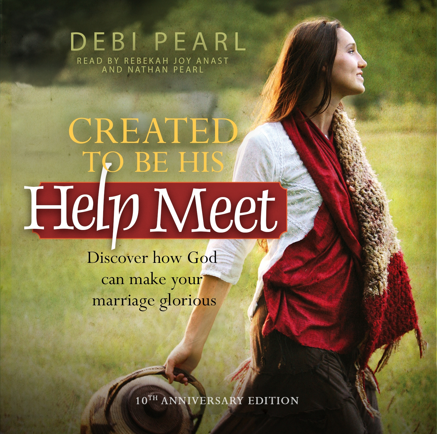 Created To Be His Help Meet CD