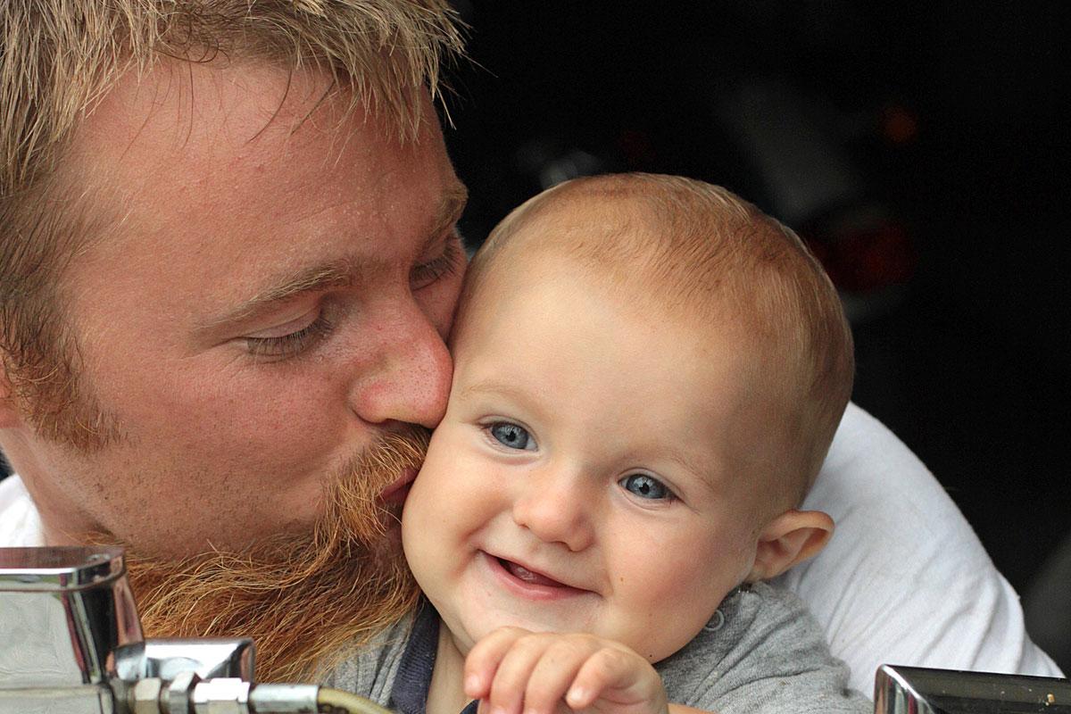 Daddy's Pride & Joy