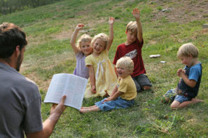 How to Teach Your Children to Know God