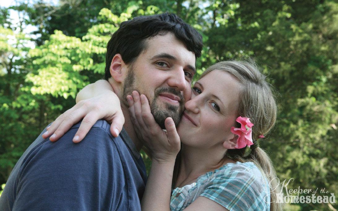 Mark and Erin Harrison